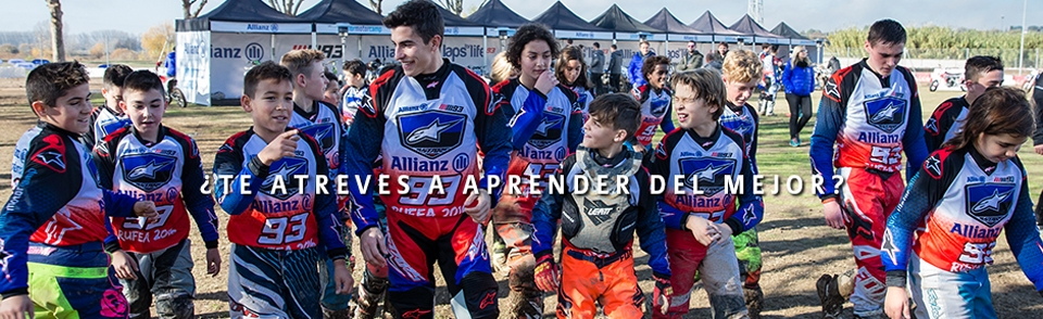 Vuelve el Allianz Junior Motor Camp