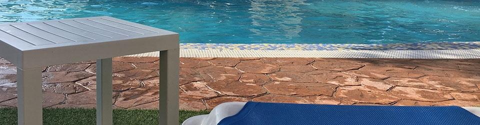 ¿Cómo debo asegurar la piscina?
