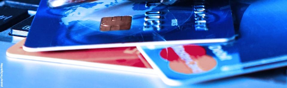 Así puedes mantener seguras tus tarjetas de crédito